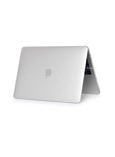 """Mcstorey Yeni MacBook Pro Touchbarlı A1706 A1708 A1989 A2159 13.3"""" Kılıf Kapak Hard case Mat Renksiz"""
